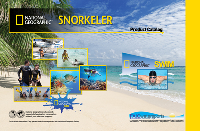 National Geographic Snorkeler Catalog