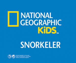 National Geographic Snorkeler Kids