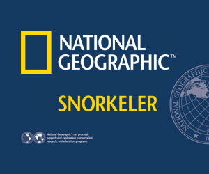National Geographic Snorkeler