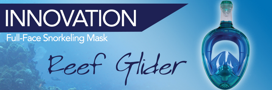 Reef Glider Full-Face MAsk